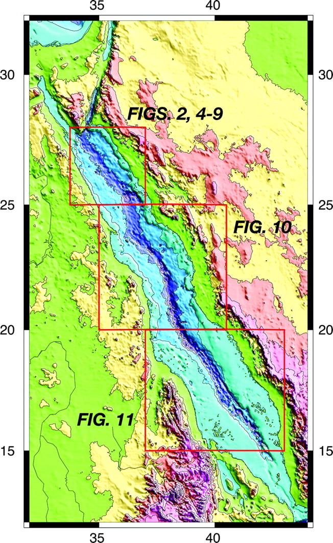 Constraints on the deformation and rupturing of continental