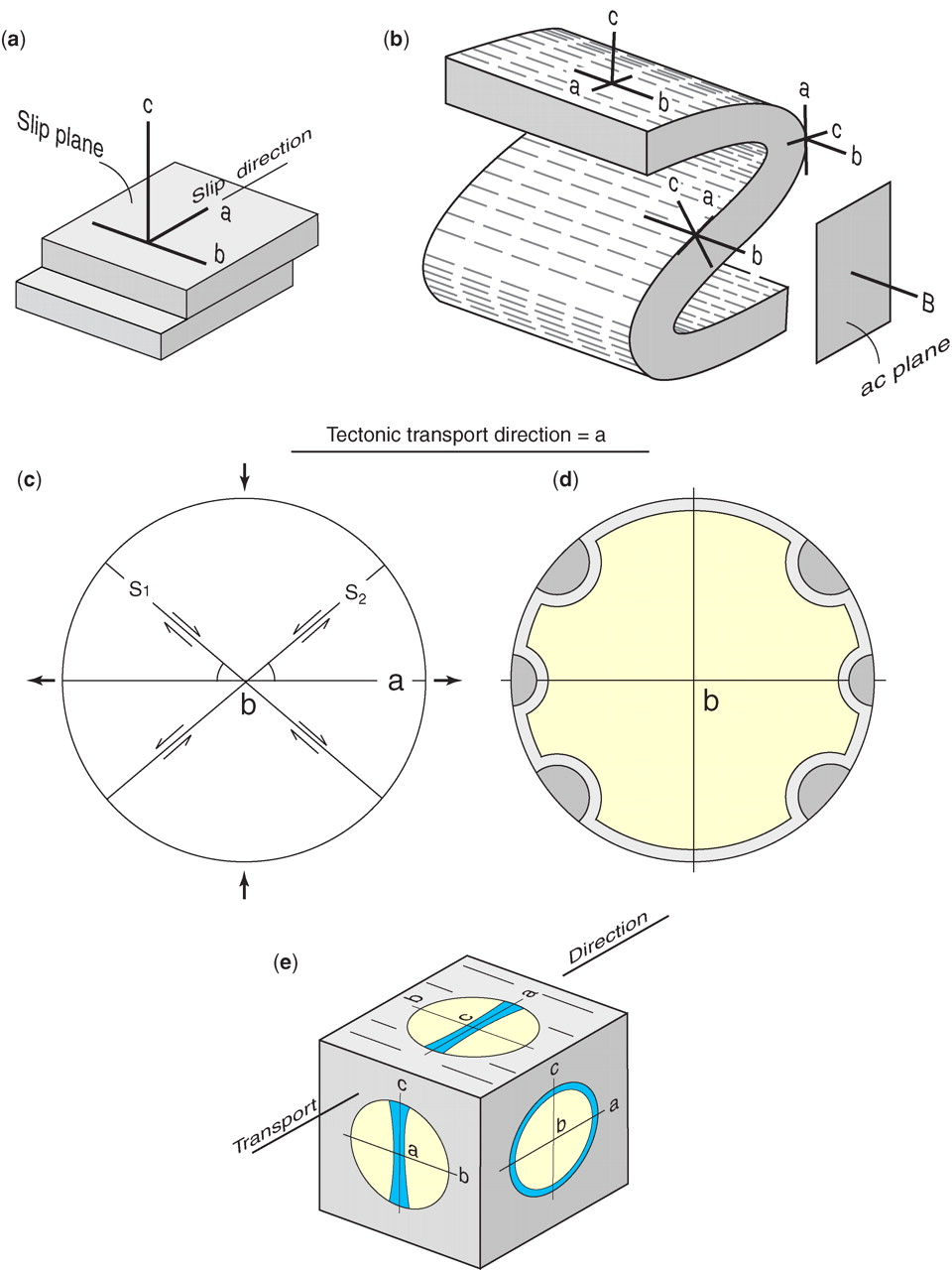 Microstructures And Crystal Fabrics Of The Moine Thrust Zone Block Diagram Fluid Inventor Ab Download Figure