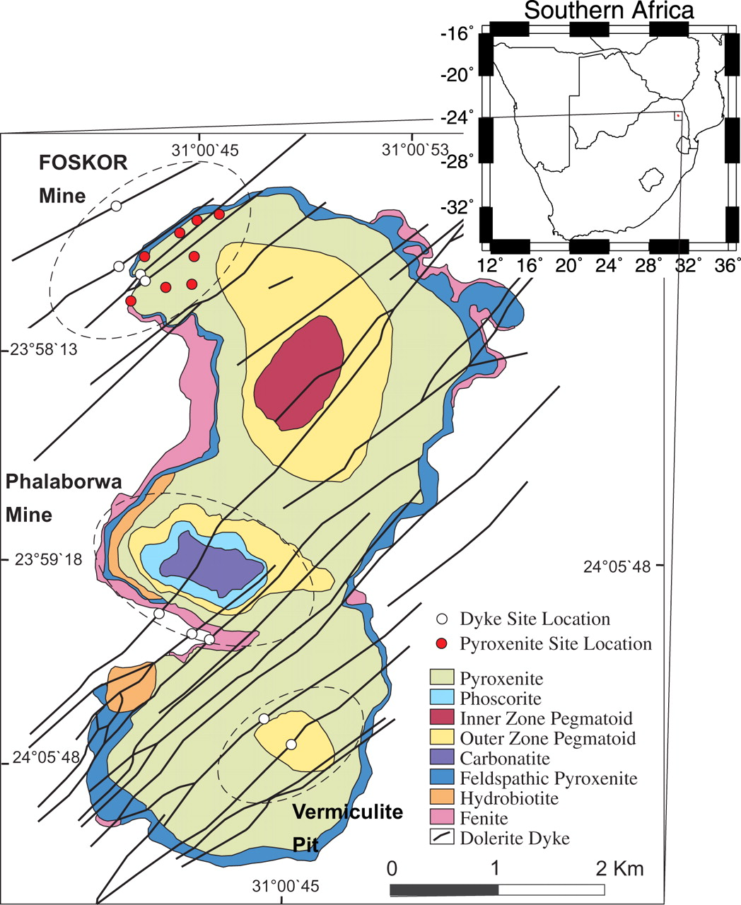 New Palaeoproterozoic Palaeomagnetic Data From The Kaapvaal Craton