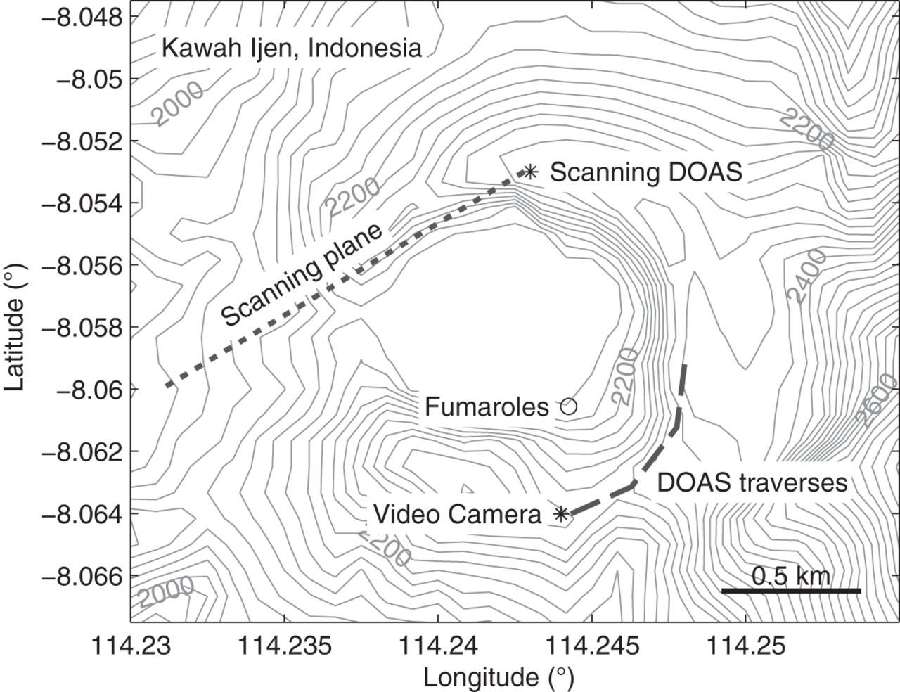 New insights into kawah ijens volcanic system from the wet volcano download figure fandeluxe Choice Image