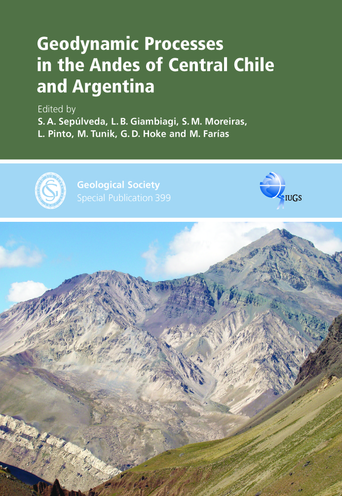 Quaternary Shortening At The Orogenic Front Of The Central Andes Of