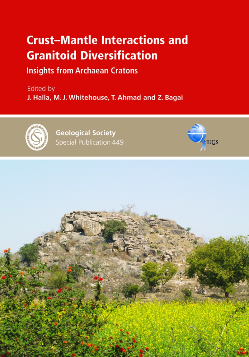 Geochemical characterization and petrogenesis of mafic granulites from the  Central Indian Tectonic Zone (CITZ) | Geological Society, London, ...
