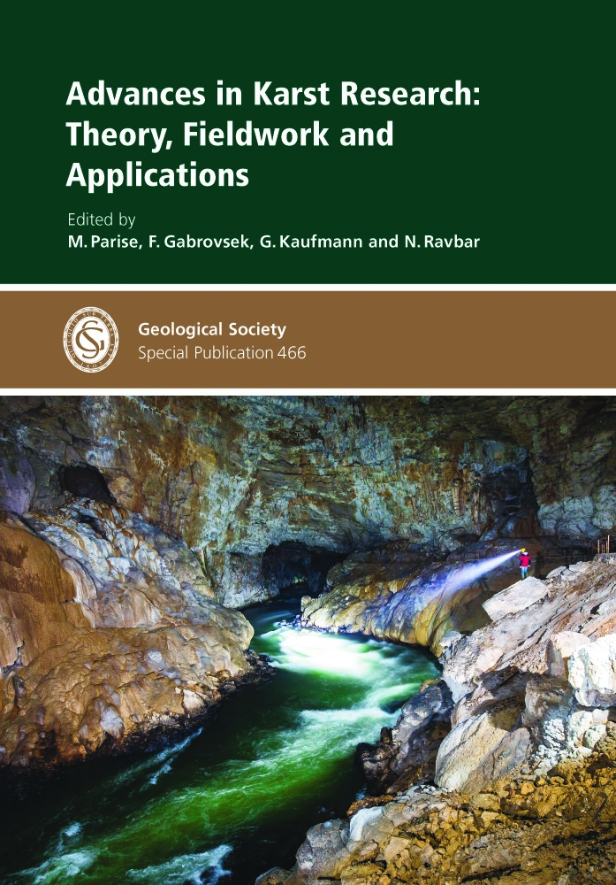Recent Advances In Karst Research From Theory To Fieldwork